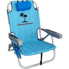 Tommy Bahama 2016 Backpack Cooler Chair with Storage Pouch and Towel Bar img 1