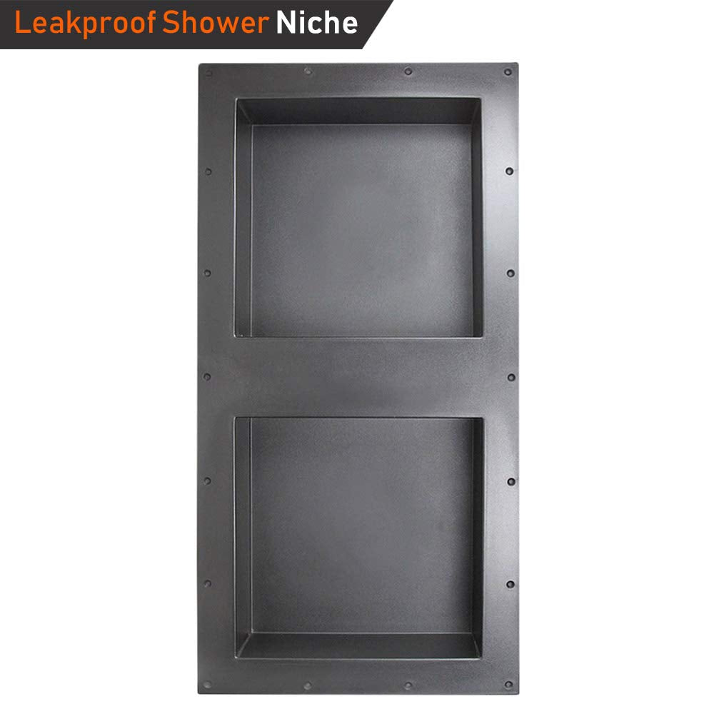Rectangle Shower Niche 17
