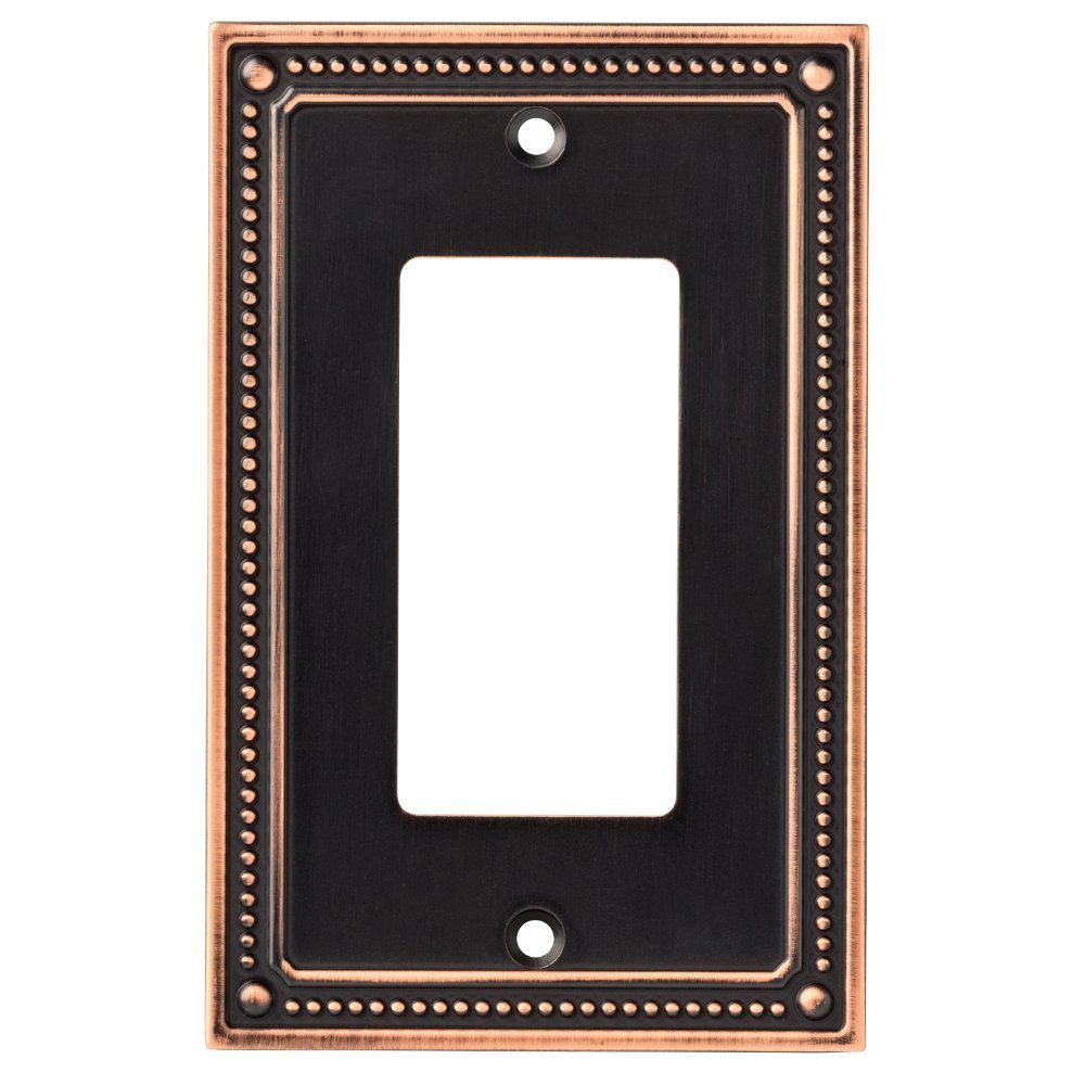 Franklin Brass W35060M-VBC-C Wall Plate (3 Pack) Bronze with Copper Highlights
