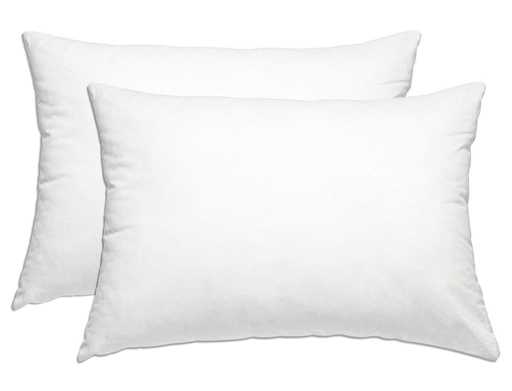 SmartHome Bedding (2-Pack Hotel Collection Plush Pillow - Down Alternative Pillows, King