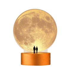 mamre Moon Ambient Light DIY Anniversary Wedding Valentines Day Gift Ideas Art Décor