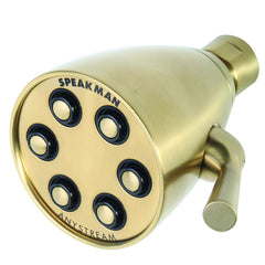 Speakman S-2252-ORB Signature Brass Icon Anystream High Pressure Adjustable Shower Head, Oil-Rubbed Bronze