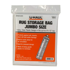 "U-Haul Rug Storage Bag - 26"" x 130"" - Fits Rugs up to 9' x 12'"