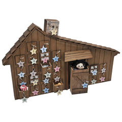 The Queens Treasures Little House Advent Calendar