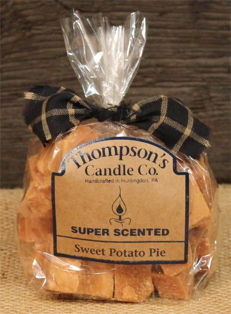 Thompson's Candle Co Super Scented Sweet Potato Pie Crumbles