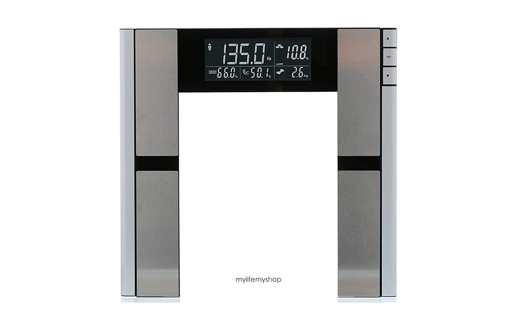 My Life My Shop Digital Scale and Body Analyzer