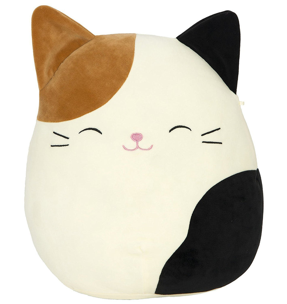 "Kellytoy  Squishmallow 8"" Cam The Cat Super Soft Plush Toy Pillow Pet Animal Pillow Pal  Buddy"