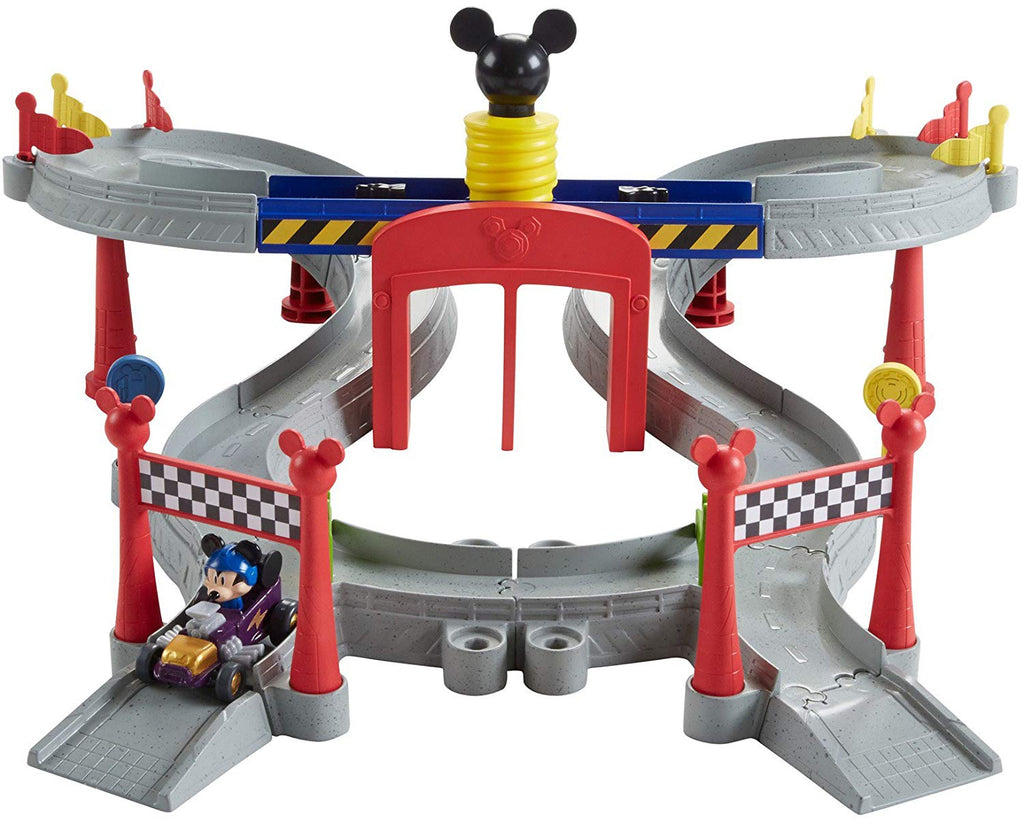 Fisher-Price Disney Mickey & the Roadster Racers, Mickey Ears Raceway