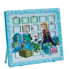 "Kurt Adler 9.5"" Frozen Anna and Elsa Advent Calendar"