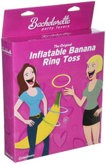 Pipedream Bachelorette Party Inflatable Banana Ring Toss Game