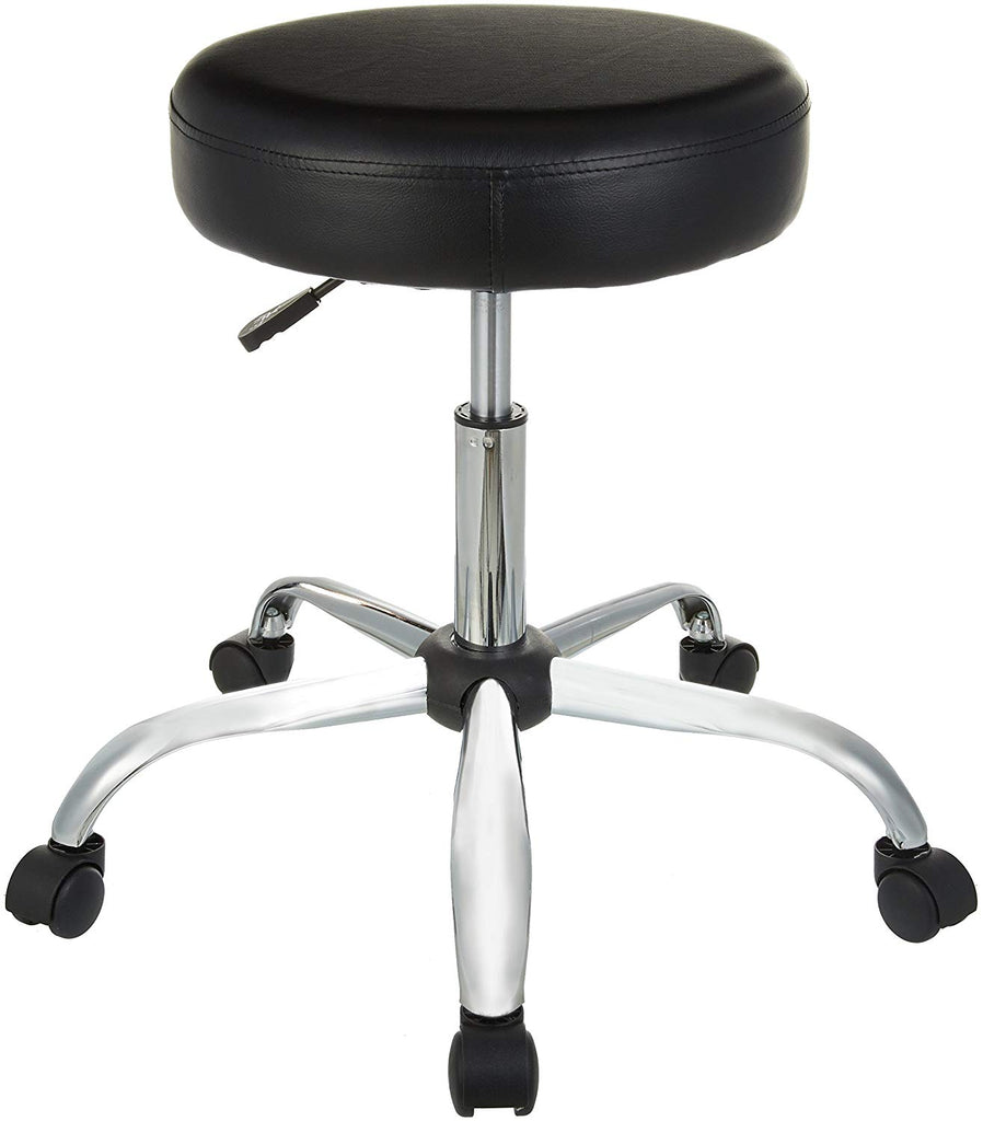 AmazonBasics Drafting Stool - Black