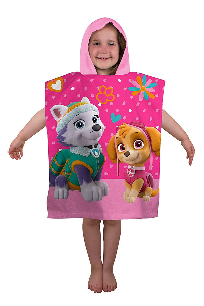 Paw Patrol Forever Hooded Towel Poncho