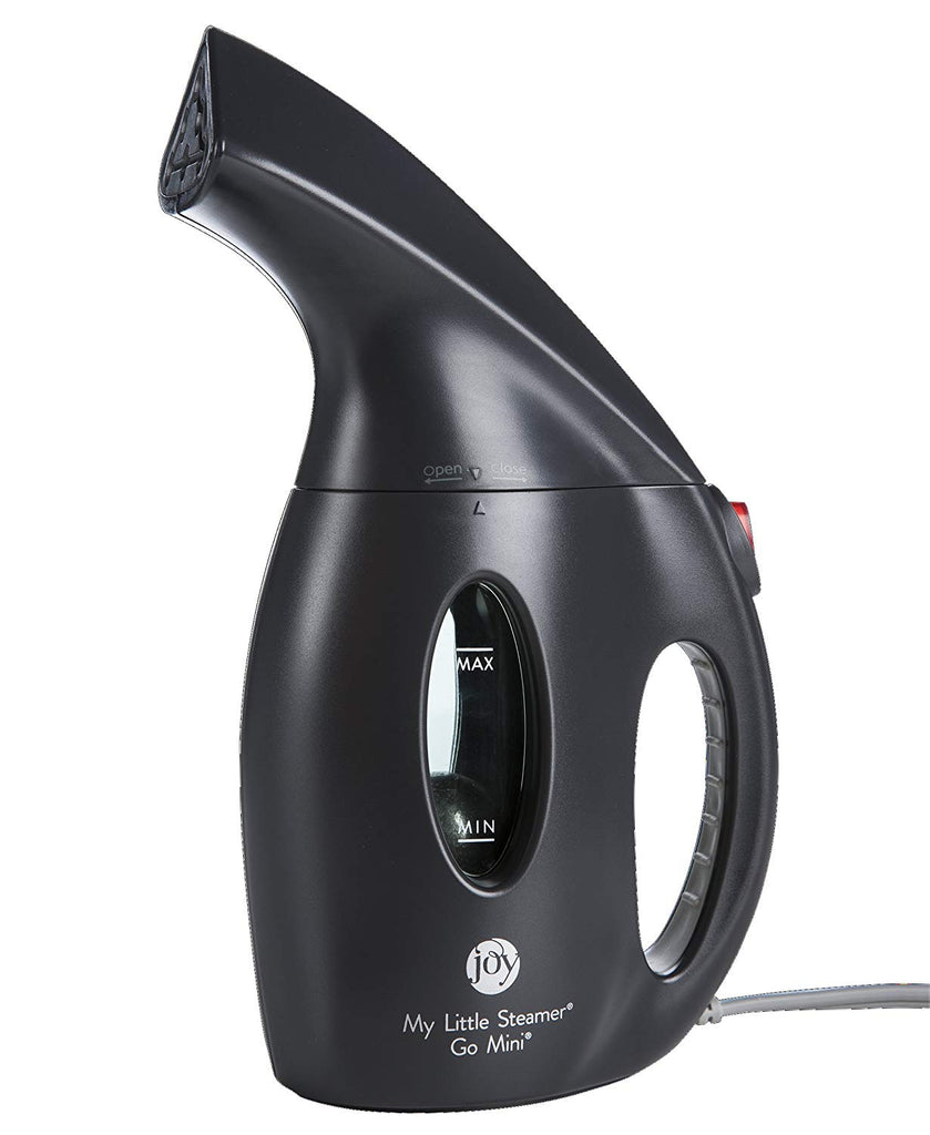 Joy Mangano My Little Steamer Go Mini Black