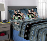 WWE Industrial Strength Full Sheet Set