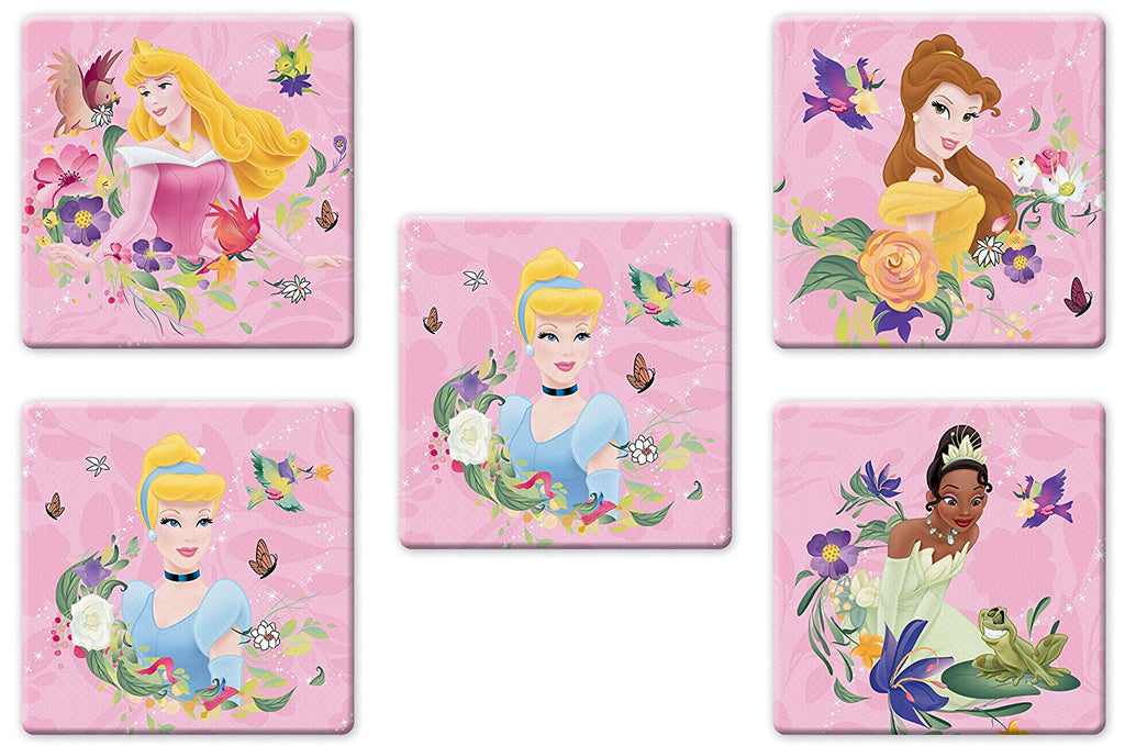 Disney Princess Tub Treads, 5 Pack