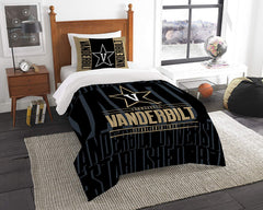 NCAA Modern Take Twin Comforter and Sham