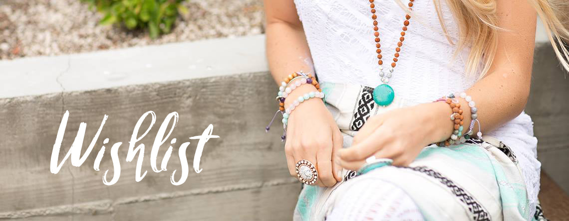 Tiny Devotions 108 Mala Beads Wishlist