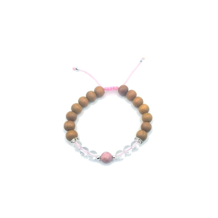 Star Pupil Kids Bracelet - Tiny Devotions Gemstone 108 Mala Beads Intentional Jewelry