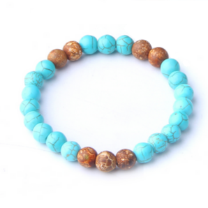 My Serenity Mala Bead Bracelet - Mala Beads Meditation Accessories and Yoga Jewelry by Tiny Devotions