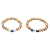 Support Promise Bracelets - Tiny Devotions Gemstone 108 Mala Beads Intentional Jewelry