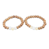 Cherish Promise Bracelets - Tiny Devotions Gemstone 108 Mala Beads Intentional Jewelry