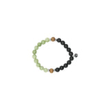 Transformation Men's Bracelet - Mala Beads Meditation Accessories and Yoga Jewelryby Tiny Devotions