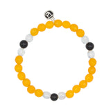 Happiness Kids Bracelet - Tiny Devotions Gemstone 108 Mala Beads Intentional Jewelry