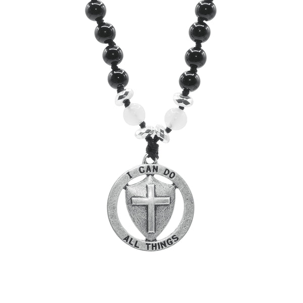 Warrior Men's Mala Necklace