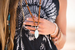 Truth Seeker Mala by Katie Brauer by Tiny Devotions