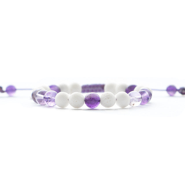 Meditation Diffuser Bracelet by Tiny Devotions