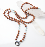 Limitless Bundle - Mala Beads Meditation Accessories and Yoga Jewelryby Tiny Devotions
