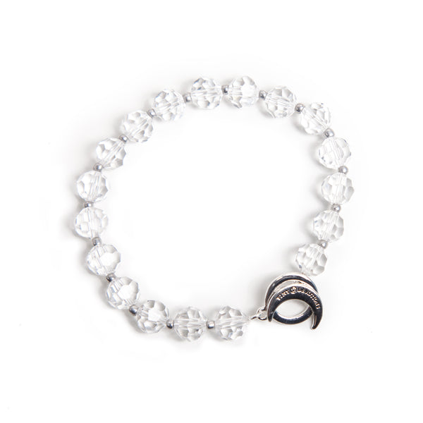 Clear Quartz Limitless Bracelet