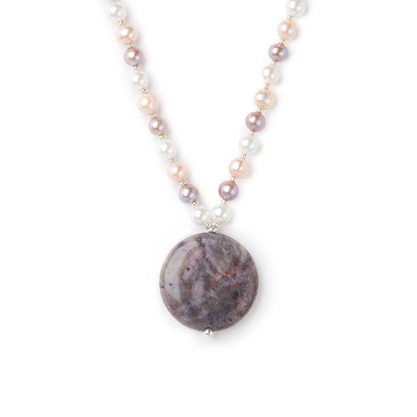 Essence of the Moon Mala by Tiny Devotions