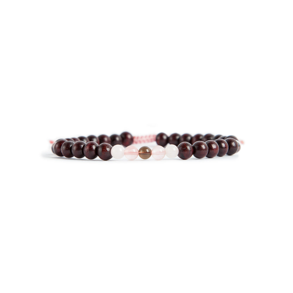 Mama Mala Anklet by Tiny Devotions
