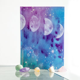 Lunar Journal + Gems