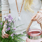 Bloom Mala - Mala Beads Meditation Accessories and Yoga Jewelryby Tiny Devotions