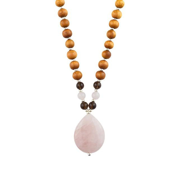 Mama Mala - Tiny Devotions Gemstone 108 Mala Beads Intentional Jewelry