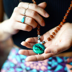Thrive Mala by Tiny Devotions