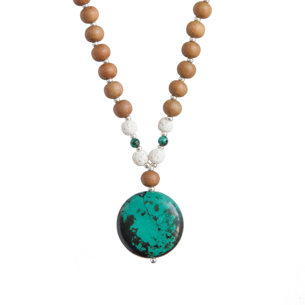 Courage Mala by Tiny Devotions