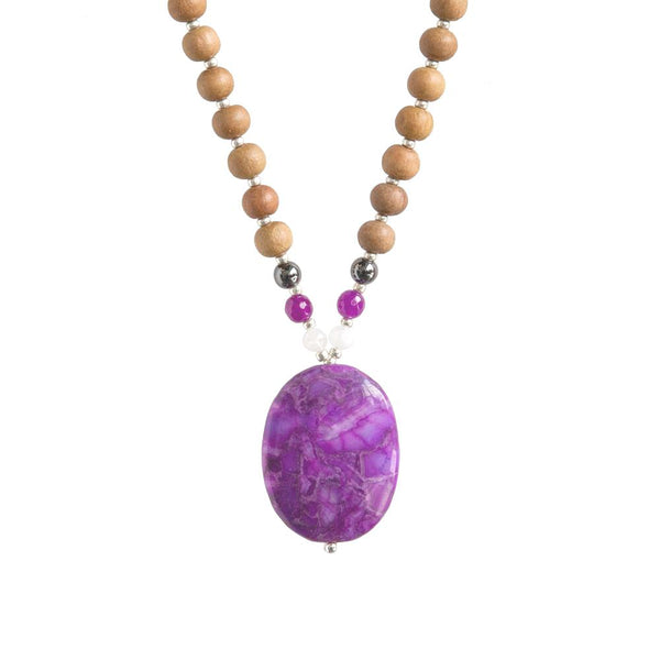 Inner Glow Mala by Tiny Devotions