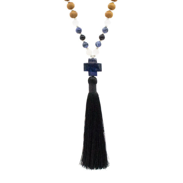 Visionary Mala - Tiny Devotions Gemstone 108 Mala Beads Intentional Jewelry