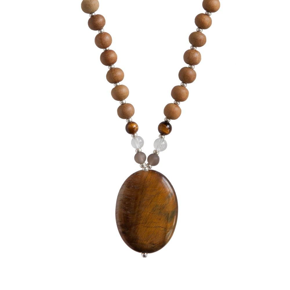 Persistence Mala - Mala Beads Meditation Accessories and Yoga Jewelry by Tiny Devotions