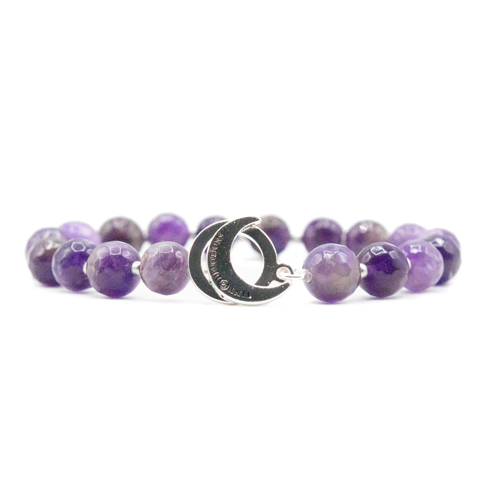 Amethyst Limitless Bracelet by Tiny Devotions