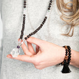 Breakthrough Mala - Mala Beads Meditation Accessories and Yoga Jewelryby Tiny Devotions