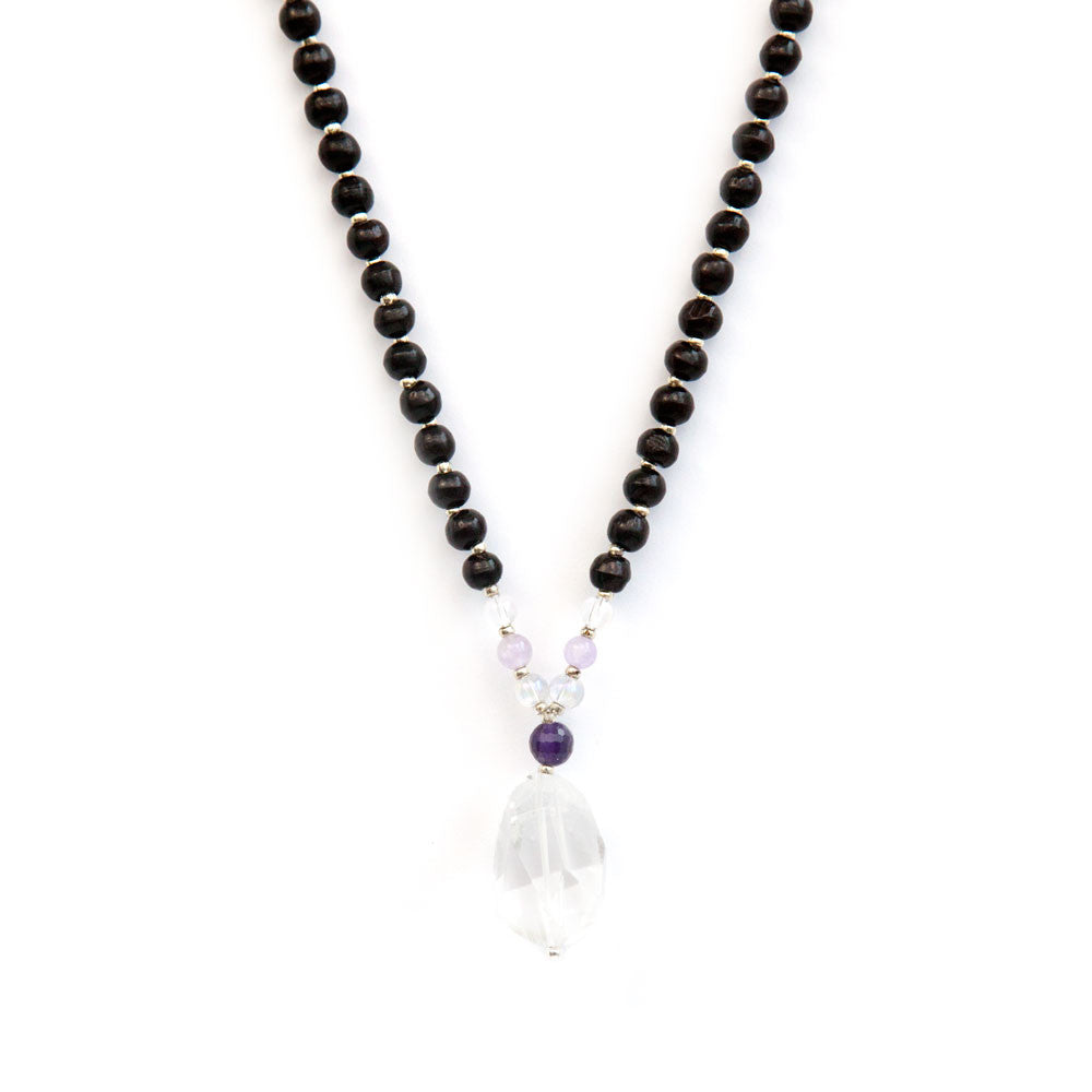 Breakthrough Mala - Mala Beads Meditation Accessories and Yoga Jewelry by Tiny Devotions