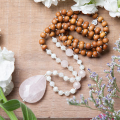 Dream of Love Mala by Tiny Devotions