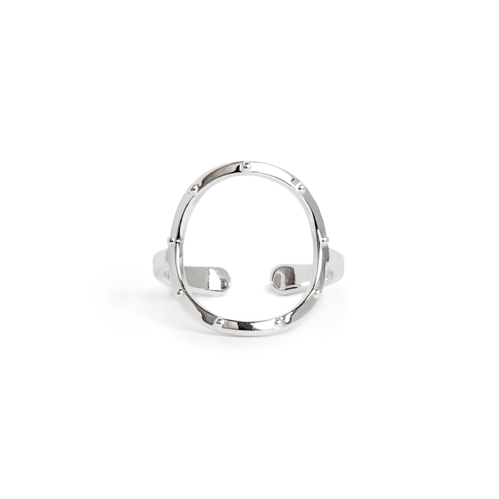 Infinite Meditation Ring by Tiny Devotions