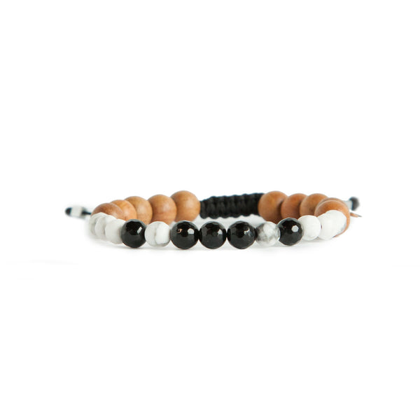 Live Boldly Mala Bracelet by Tiny Devotions
