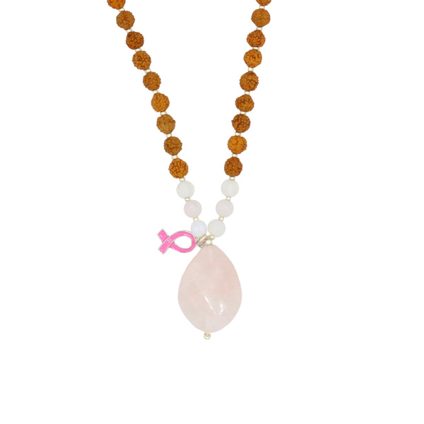 Her Spirit Mala - Mala Beads Meditation Accessories and Yoga Jewelryby Tiny Devotions