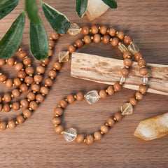 Prosperity Mala by Tiny Devotions
